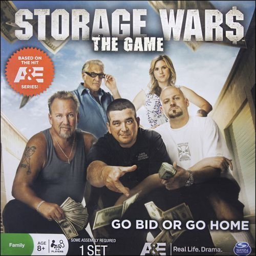 Storage Wars Board Game - 1