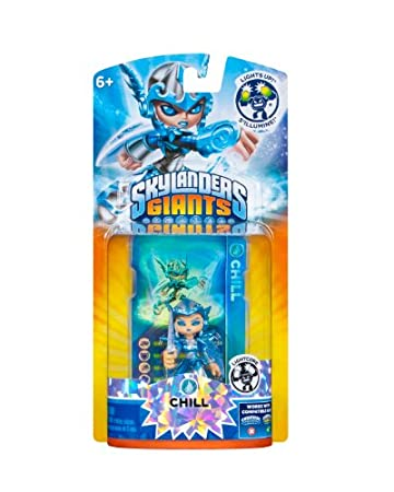 Activision Skylanders Giants Lightcore Single Character Chill