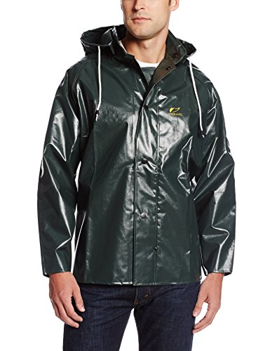 onguard-70032-pvc-polyester-duratex-jacket-with-detachable-hood-green-size-medium-by-onguard-industr