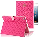 【Pop energy™ 】iPad Air2 ケース、iPad mini3 スマート カバー 自動スリープ 傷つけ防止「スタンド機能」二つ折ケース  iPad2/3/4/5/6/Air1/Air2/mini1/2/3対応