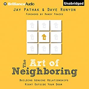The Art of Neighboring Audiobook