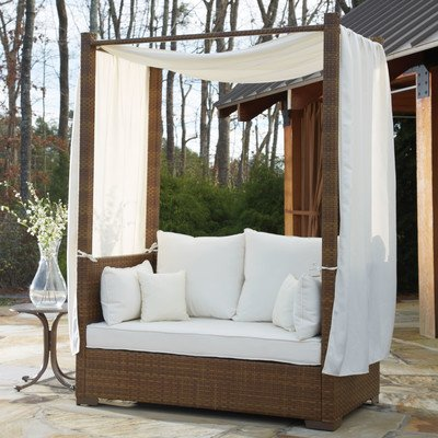 Wicker Day Beds 8661 front