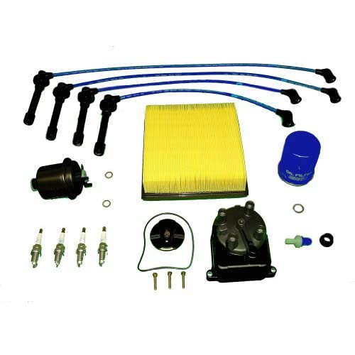 Tune Up Kit Honda Civic LX DX 1996 to 2000 1.6L
