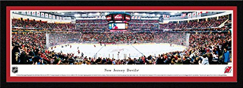new-jersey-devils-center-ice-at-prudential-center-panoramic-print