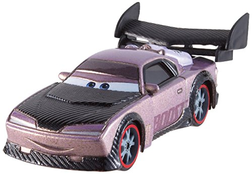 Disney/Pixar Cars, 2015 Tuners Die-Cast Vehicle, Boost #3/8, 1:55 Scale