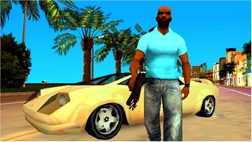 Grand theft Auto Vice City Stories galerija