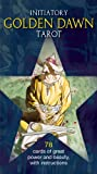 Initiatory Tarot of the Golden Dawn: 78 Full Colour Tarot Cards and Instructions
