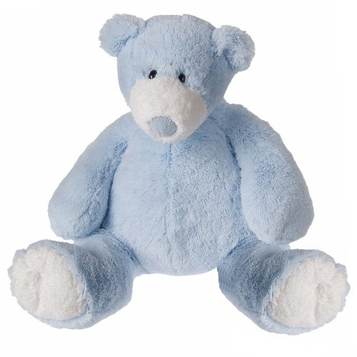 Mary Meyer Big Bear Plush Toy, Blue