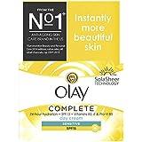 Olay SPF 15 Essentials Complete Care Daily UV Moisturiser Cream Sensitive - 50 ml