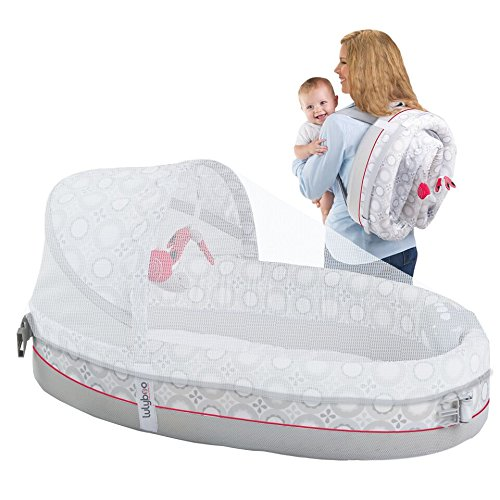Bassinet Backpack Carrier Infant Travel Moses Basket