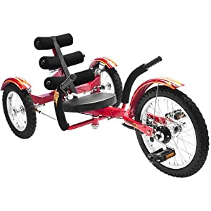 Mobo Mobito Three Wheeled Cruiser - Choose Color