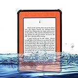 (Surprised) Professional Waterproof Design Case for Kindle Paperwhite 6 - Waterproof Dirtproof Snowproof Shockproof Hard Armor Defender Case Box Hard Tablet Shell for Amazon Kindle Paperwhite 6(does Not Fit Kindle or Kindle Touch) (6 Orange)