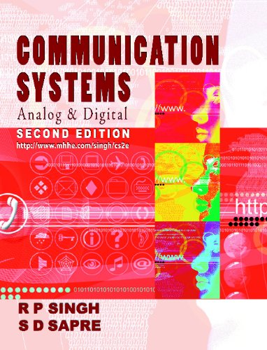 Communication Systems, 2e: Analog and Digital available at Amazon for Rs.7111