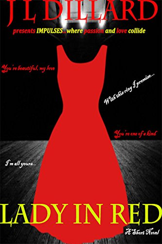 lady-in-red-english-edition