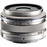 Olympus 17mm f/1.8 M.ZUIKO Wide-Angle Lens for Micro Four Thirds Mount