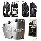 KADOYAハンマーグローブ(A) No.3510 【ブラック M】