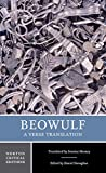 img - for Beowulf: A Verse Translation (Norton Critical Editions) book / textbook / text book