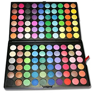 BH 120 Color Eeyshadow Palette