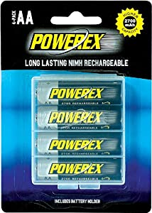 Powerex 2700 bei Amazon
