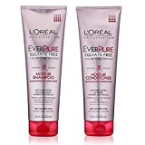 L'Oreal Paris EverPure Sulfate-Free Color Care System Moisture, DUO set Shampoo + Conditioner