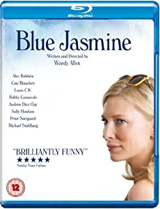 Blue Jasmine [Blu-ray] [2014] [Region Free]