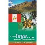 Genero Inga en el Peru: Morfologia, Distribucion y Usos