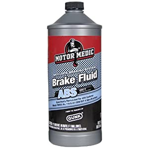Motor Medic by Gunk M4632 ABS Brake Fluid - 32 oz.
