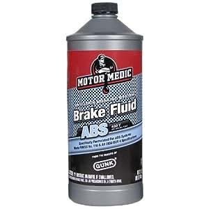 Motor Medic by Gunk M4632 ABS Brake Fluid - 32 oz.