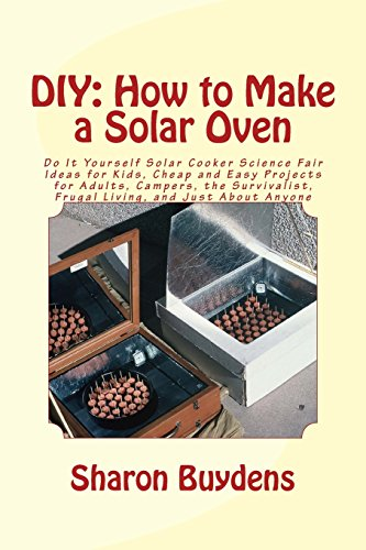Diy how to make a solar oven do it yourself solar cooker for How to build a solar oven for kids