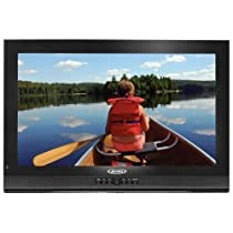 "Jensen JE1911DVDC 19"" AC/DC LCD/DVD Combo, Resolution 1440 x 900, integrated HDTV tuner (1080p, 720p & 480p), 16:9 aspect ratio and high-contrast ratio, 12 Volt DC"