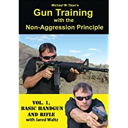 Michael W., Dean - Gun Training With The Non-aggression Principle, Vol 1