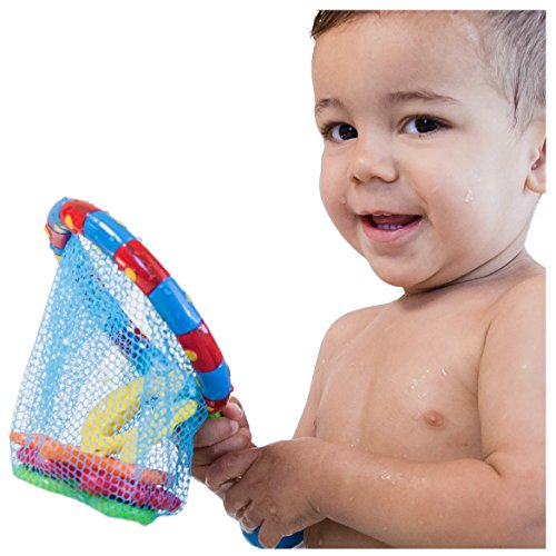 Nuby Splash 'n Catch Bath Time Fishing Set