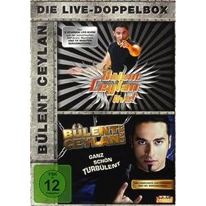 Bülent Ceylan - Live / Ganz schön turbülent [2 DVDs]