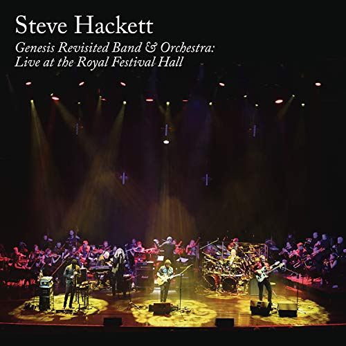 CD : STEVE HACKETT - Genesis Revisited Band & Orchestra: Live (3 Discos)