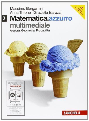 Matematica.azzurro. Con espansione online. Per le Scuole superiori. Coon DVD-ROM: Bravi si diventa: 2