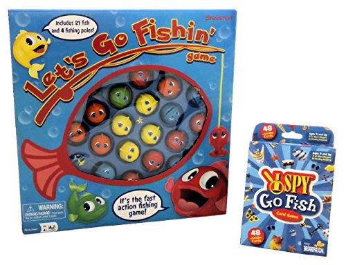 Awardwiki let 39 s go fishin 39 for Go fish game