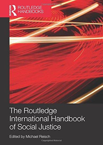 Routledge International Handbook of Social Justice (Routledge Handbooks)