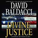 Divine Justice (       UNABRIDGED) by David Baldacci Narrated by Ron McLarty