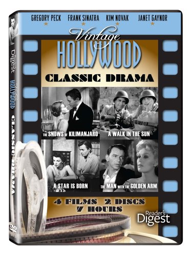 Cover art for  Vintage Hollywood: Drama