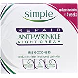 Simple Repair Anti Wrinkle Night Cream 50 ml