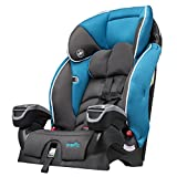 Evenflo-Maestro-Booster-Car-Seat-Thunder