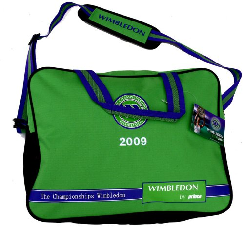 Prince Tennis Wimbledon Briefcase / Laptop School Bag
