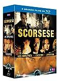 echange, troc Martin Scorsese - Coffret - Les inflitrés + Aviator + Casino [Blu-ray]