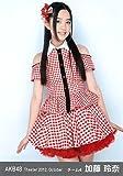 AKB48 公式生写真 Theater 2012.October 月別10月 【加藤玲奈】