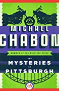 The Mysteries of Pittsburgh by Michael Chabon cover image