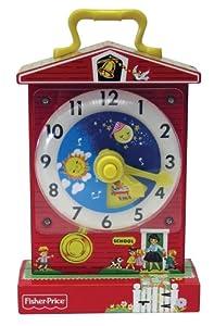 Fisher-Price - Reloj de aprendizaje (BFI1698) [Importado] - BebeHogar.com