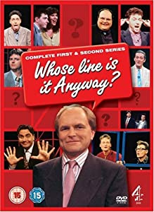 Whose Line Is It Anyway?: Complete Series 1 And 2 [DVD]