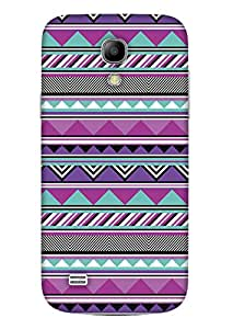 Print Haat Back Cover for Samsung Galaxy S4 (Multi-Color)
