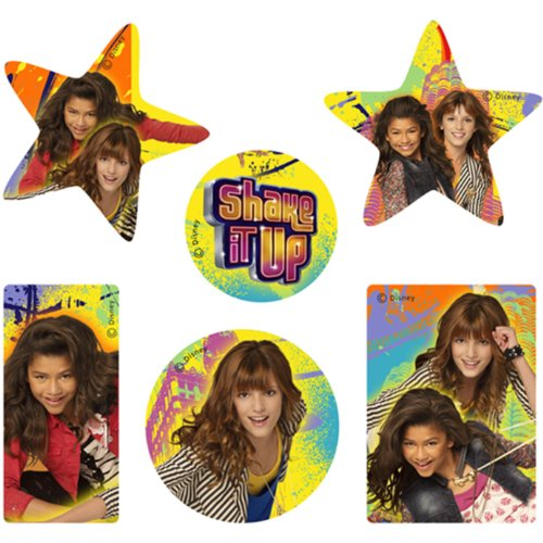 Disney Shake It Up Magnets Party Accessory