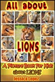 Children's Book About Lions: A Kids Picture Book About Lions with Photos and Fun Facts